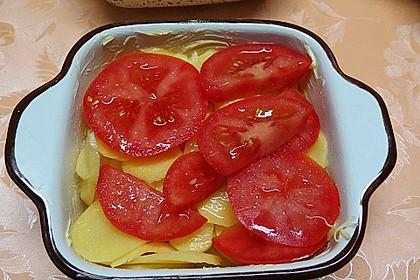 Bologneser Kartoffelauflauf 16