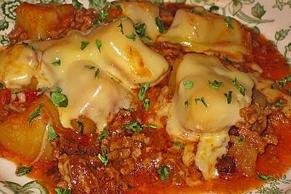 Bologneser Kartoffelauflauf 7