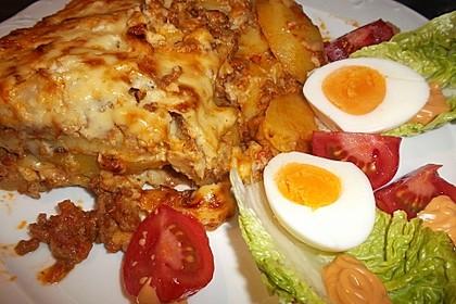 Bologneser Kartoffelauflauf 12