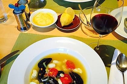 Bouillabaisse Marseillaise
