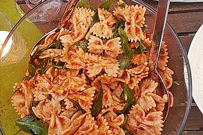 Italienischer Nudelsalat 7