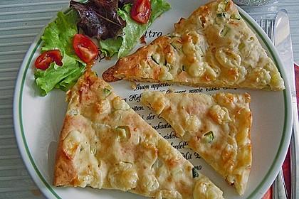 Schüttelpizza