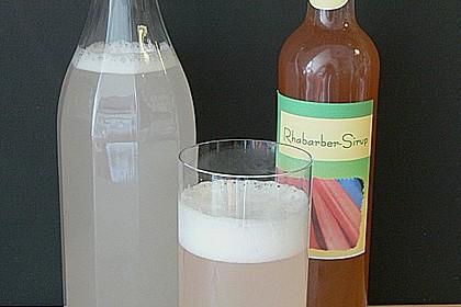 Rhabarber - Sirup 32