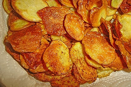 Chips selbermachen 3