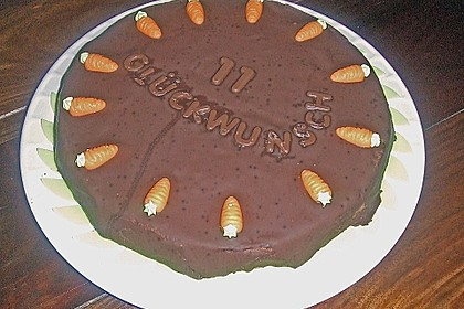 Rübli Torte (Bild)