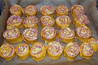 Pikanter Rosenkuchen 24