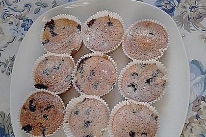 Saftige Heidelbeermuffins 21