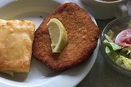 Kartoffelgratin mit Käse 19