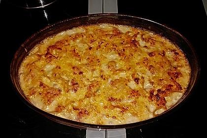 Kartoffelgratin mit Käse 4
