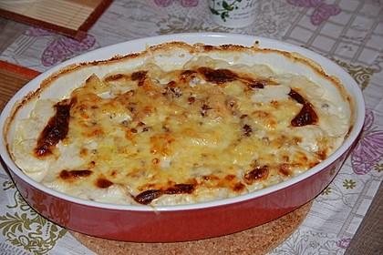 Kartoffelgratin mit Käse 34