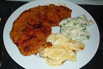 Kartoffelgratin mit Käse 12