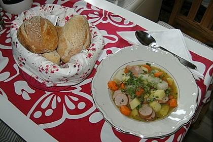 Möhren - Kohlrabi - Eintopf 3