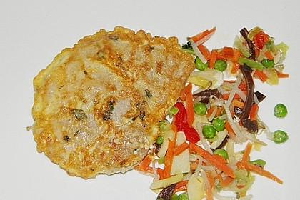 Schnitzel in Eier - Käse Panade 3