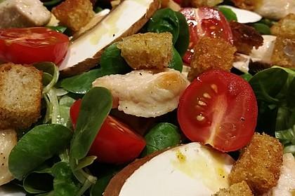 Italienischer Salat mit Hähnchenbrust 12