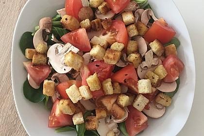 Italienischer Salat mit Hähnchenbrust 15