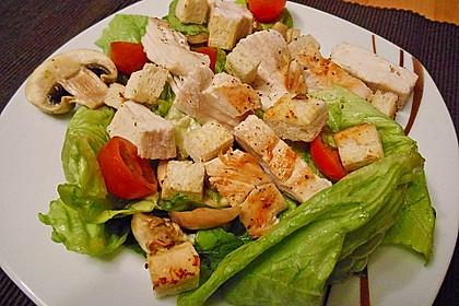 Italienischer Salat mit Hähnchenbrust 4