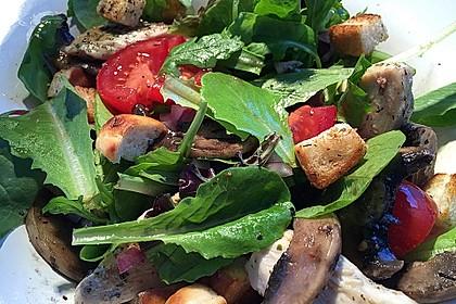 Italienischer Salat mit Hähnchenbrust 7