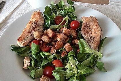 Italienischer Salat mit Hähnchenbrust 5