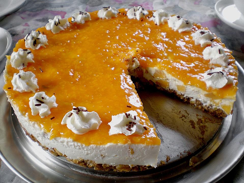 Mango Torte Von Katzendame Chefkoch De