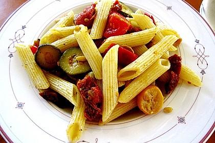 Italienische Nudelpfanne