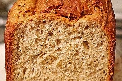 Dinkel - Sesam - Brot 2