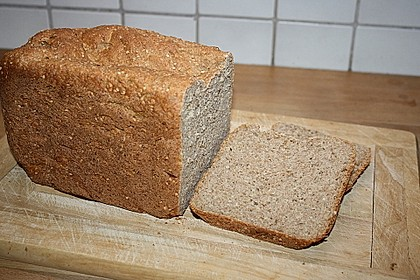 Dinkel - Sesam - Brot
