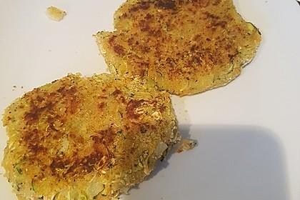 Möhren - Zucchini - Bratlinge 17