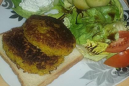 Möhren - Zucchini - Bratlinge 9