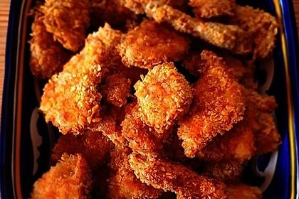 Knusprig - leichte Chicken Nuggets 9