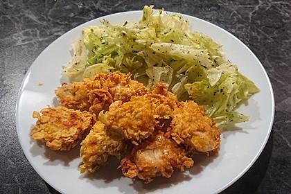 Knusprig - leichte Chicken Nuggets 25