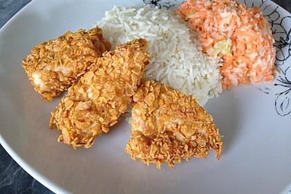 Knusprig - leichte Chicken Nuggets 16