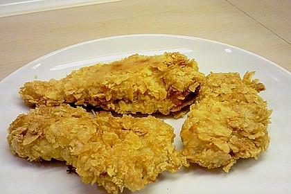 Knusprig - leichte Chicken Nuggets 17