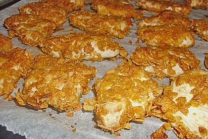 Knusprig - leichte Chicken Nuggets 42