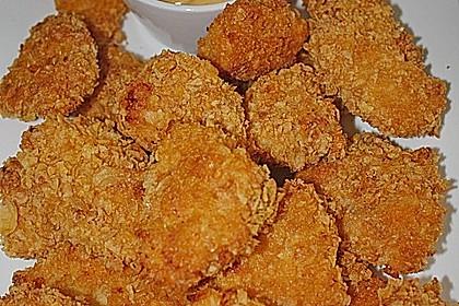 Knusprig - leichte Chicken Nuggets 4