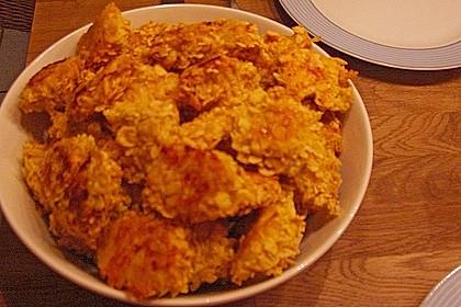 Knusprig - leichte Chicken Nuggets 61