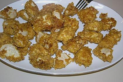 Knusprig - leichte Chicken Nuggets 49