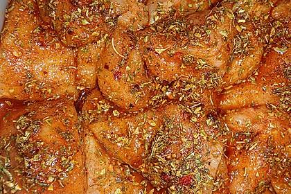 Knusprig - leichte Chicken Nuggets 58