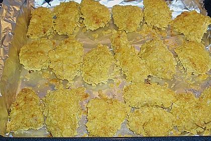 Knusprig - leichte Chicken Nuggets 55