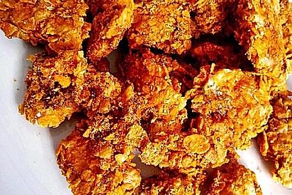 Knusprig - leichte Chicken Nuggets 33