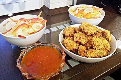 Knusprig - leichte Chicken Nuggets 29