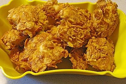 Knusprig - leichte Chicken Nuggets 30