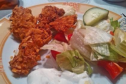Knusprig - leichte Chicken Nuggets 21