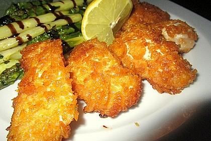 Knusprig - leichte Chicken Nuggets 5