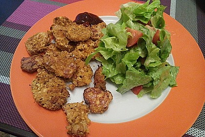Knusprig - leichte Chicken Nuggets 24