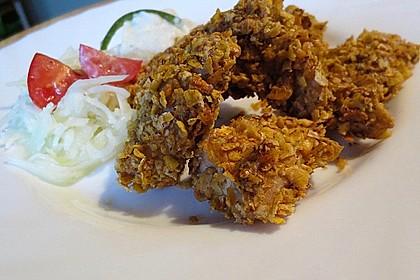 Knusprig - leichte Chicken Nuggets 23