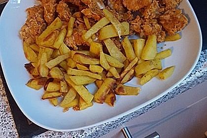 Knusprig - leichte Chicken Nuggets 52