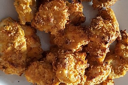 Knusprig - leichte Chicken Nuggets 10