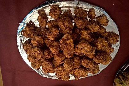 Knusprig - leichte Chicken Nuggets 54