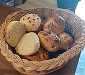 Quarkbrötchen vom Koch (Bild)