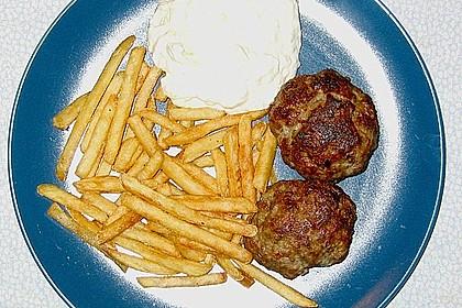 Griechische Biftekia 1